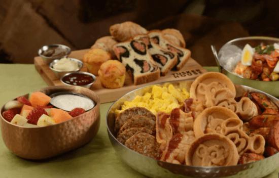 tusker house breakfast food