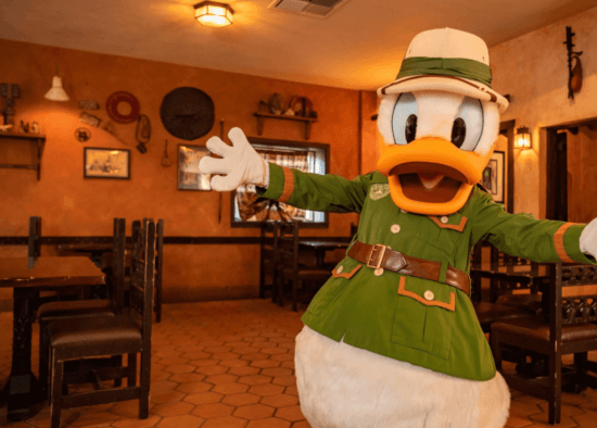 tusker house donald duck