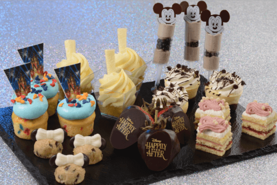 disney fireworks dessert party