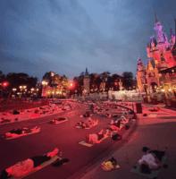 disney world cast members yoga