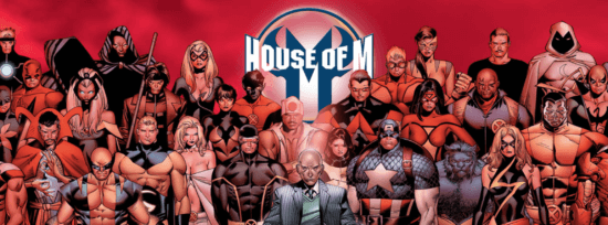 house of m banner