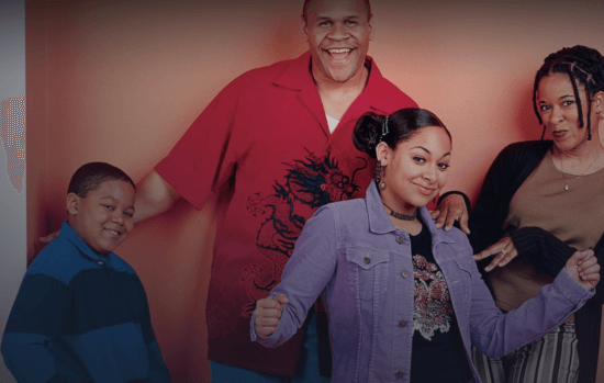 The Baxter family from That's So Raven