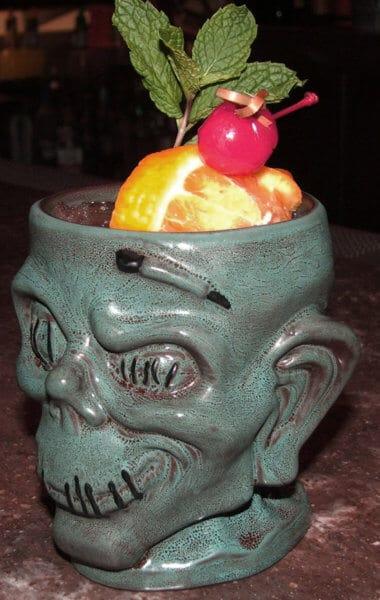 Shrunken Zombie Head Trader Sam's