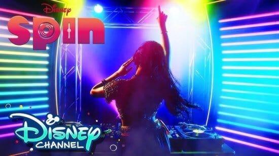 Spin Disney