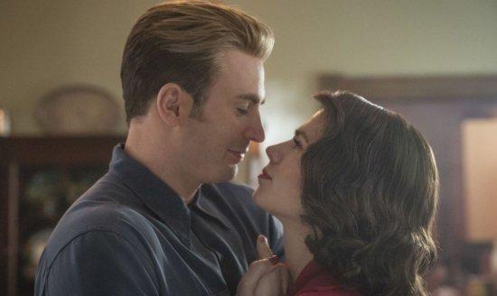 Steve and Peggy