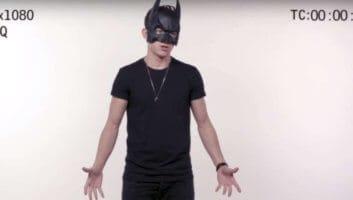 Tom Holland as Batman