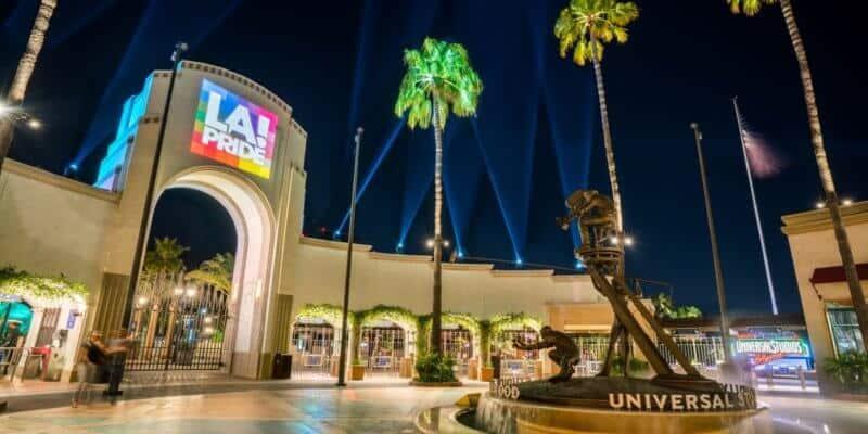 Universal Hollywood Pride Night
