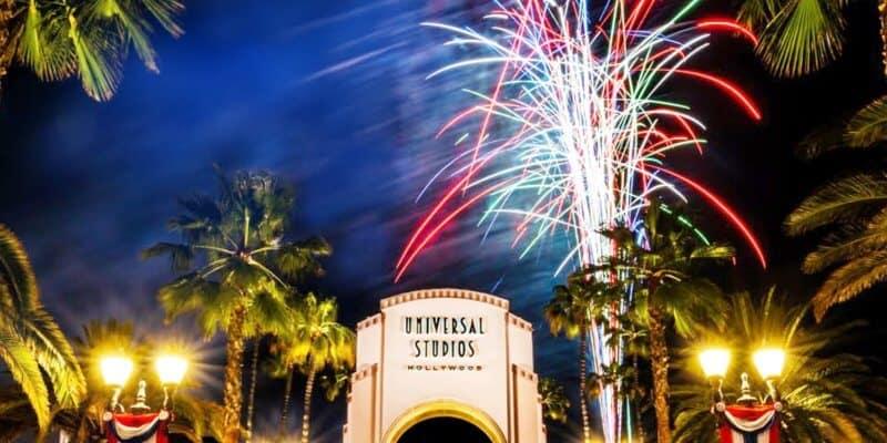 Universal Studios Hollywood - July 4 Fireworks (horizontal)