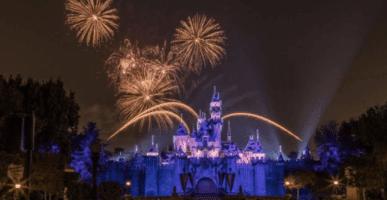 Disneyland Park Fireworks