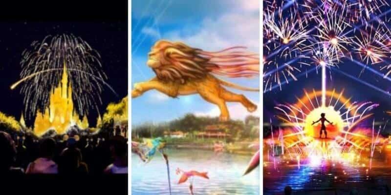 disney world 50th entertainment offerings
