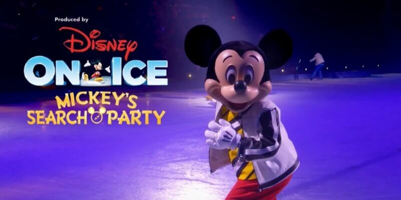 mickey search party disney on ice