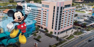 Disney Billboard