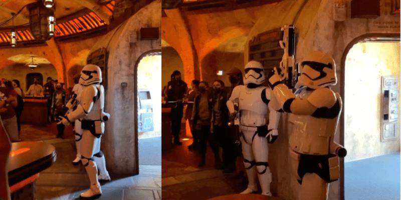 Stormtroopers at Disneyland