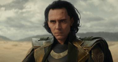 """Loki (Tom Hiddleston) in """"Loki"""" (2021)"""