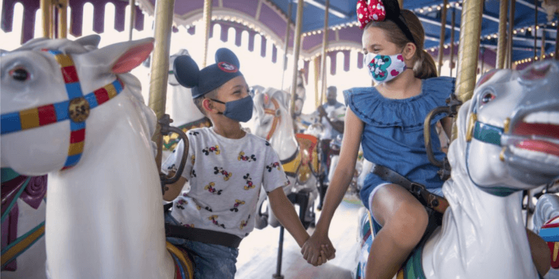 Disneyland Mask Policy