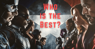 Who is the Best Marvel Character