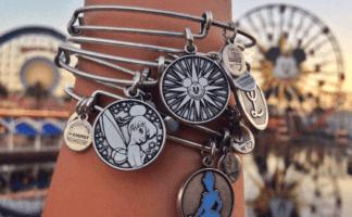 alex and ani bracelets at disney california adventure