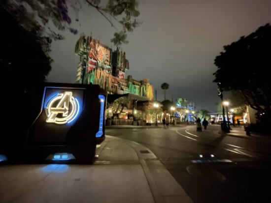 avengers campus entry 1