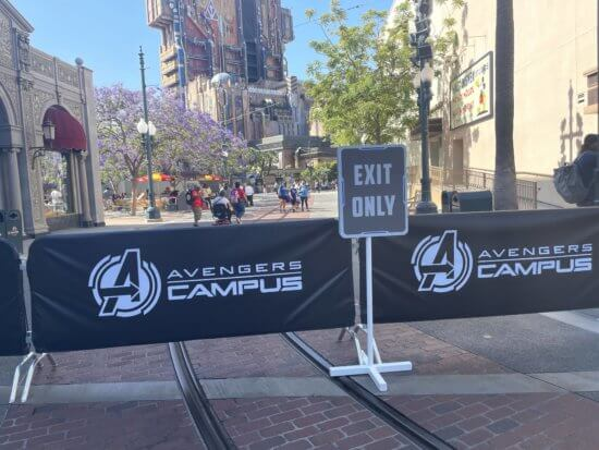 avengers campus entry 3