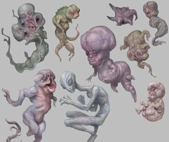 bad batch clone concept art
