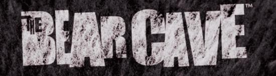 bear cave logo