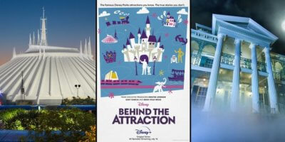 Behind the Atttraction on Disney+