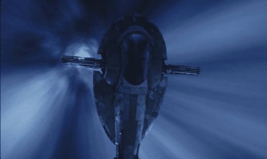 boba fett's starship
