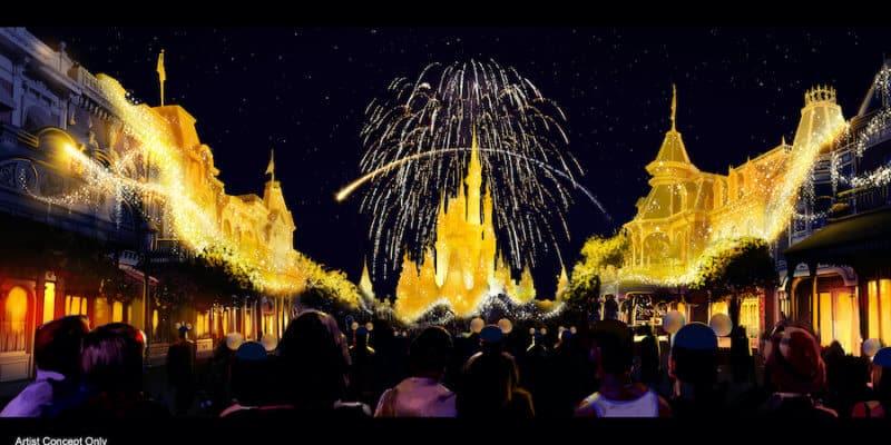 magic kingdom nightitme show