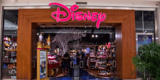 disney store mall of america