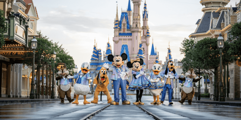 disney world 50 character outfits