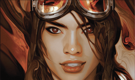 doctor aphra close up