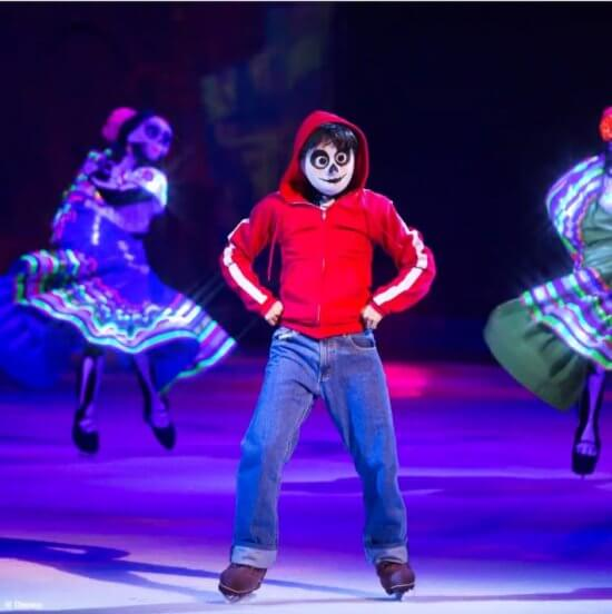 Disney On Ice, Mickey's Search Party