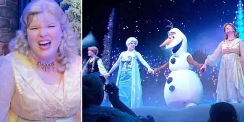Frozen Sing Along at Disney's Hollywood Studios
