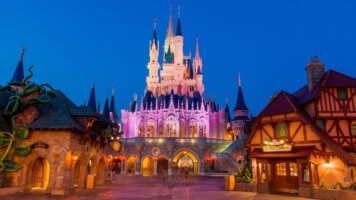 decret door magic kingdom