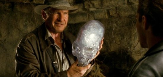 indiana jones and the kingdom of the crystal skull harrison ford
