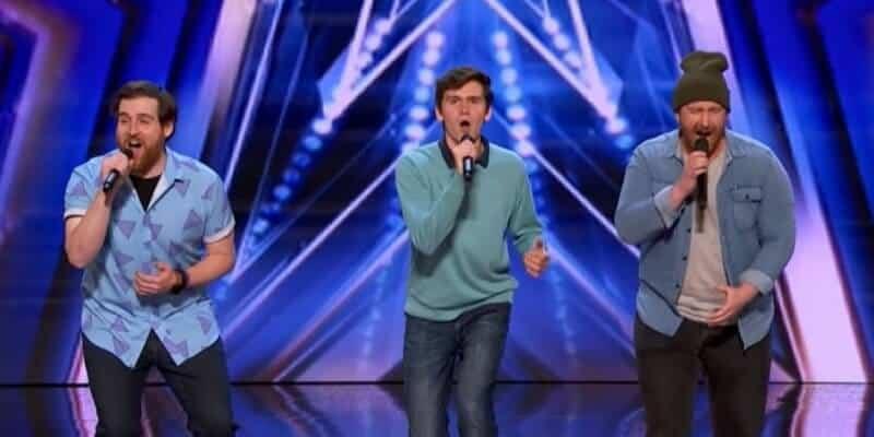 Frozen performance on America's Got Talent