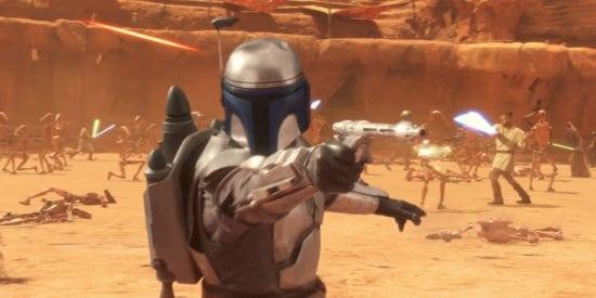 jango fett attack of the clones