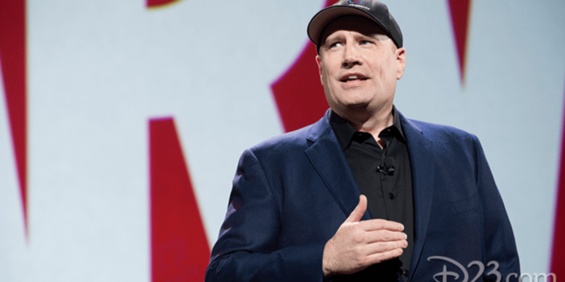 kevin feige at d23 expo