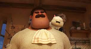 Massimo Marcovaldo in Pixar's Luca