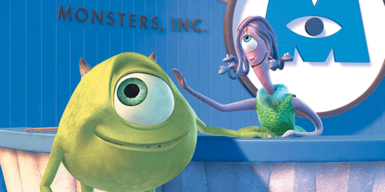 mike in monsters inc