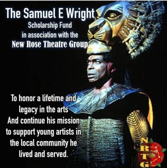 Samuel E Wright from The Little Mermaid