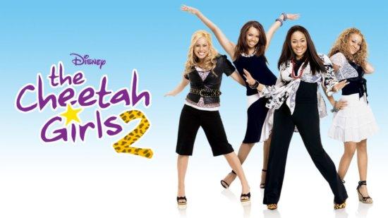 cheetah girls movie