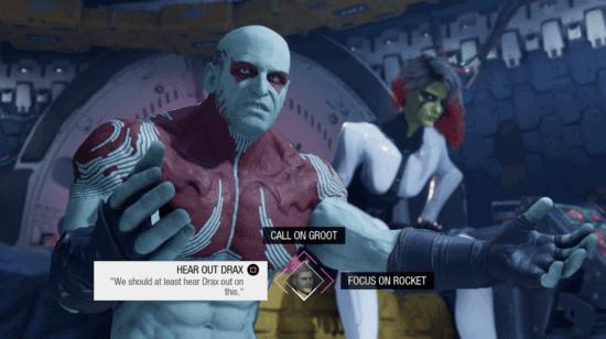drax square enix video game