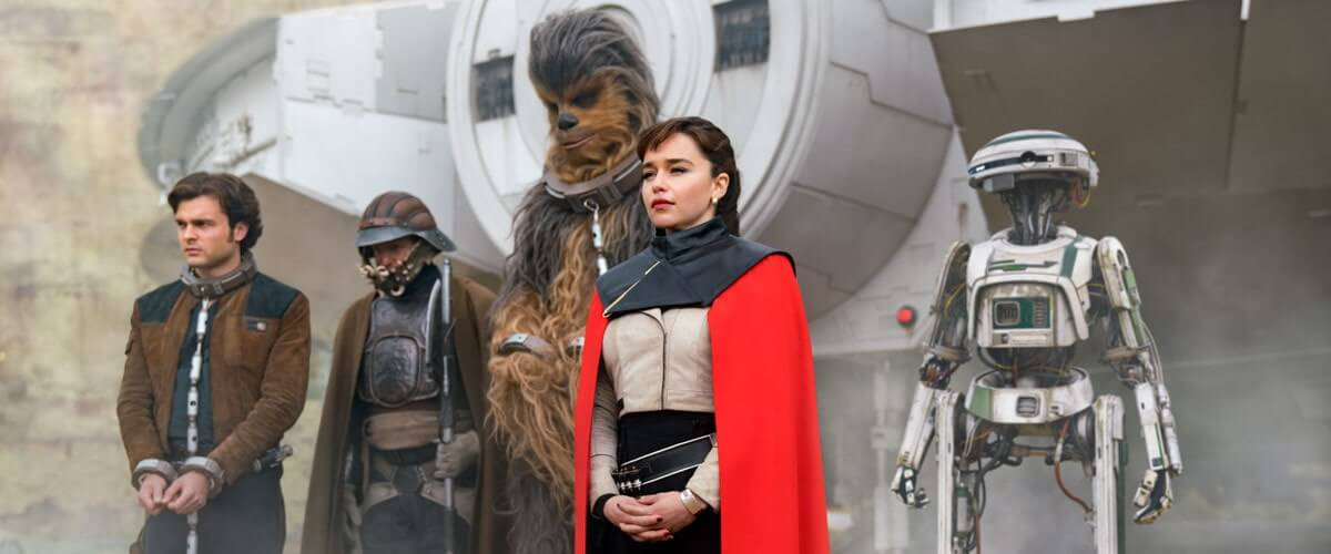 solo a star wars story cast.