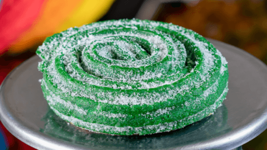 disney parks new desserts spiral ration