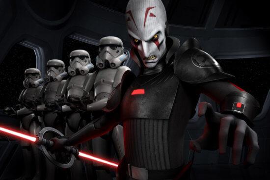 star wars inquisitors