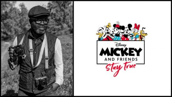 Misan Harriman and Disney Photography