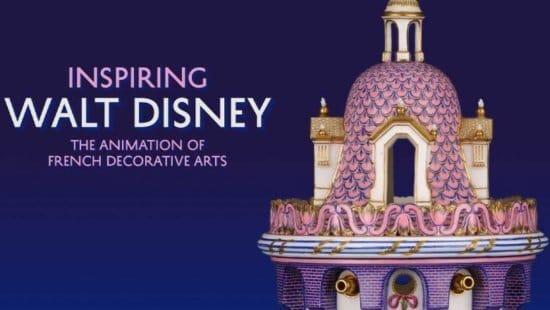 Inspiring Walt Disney at The Met in New York City