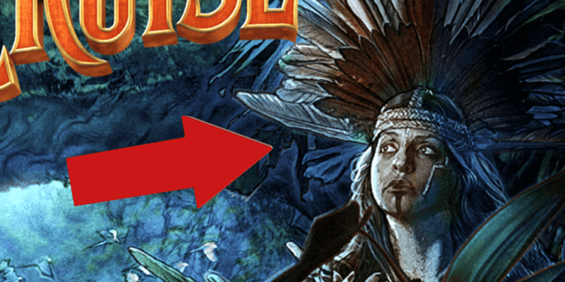 is trader sam a girl jungle cruise movie