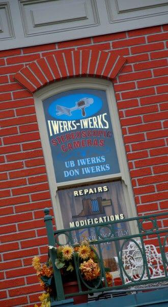 ub and don iwerks window wdw